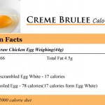 Egg Whites Calories
