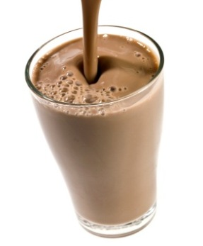Low fat Chocolate Milk Calories