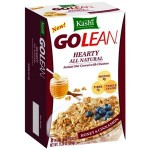 Kashi Go Lean Honey and Cinnamon Instant Hot Cereal