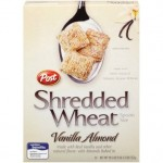 Shredded Wheat Vanilla Almond