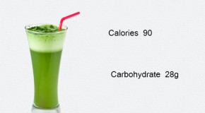 How many Calories in a Juiced Green Apple