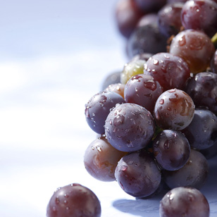 Chilled Grapes