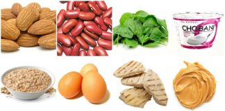 Foods for Flat Abs