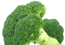 include more broccolis into your diet