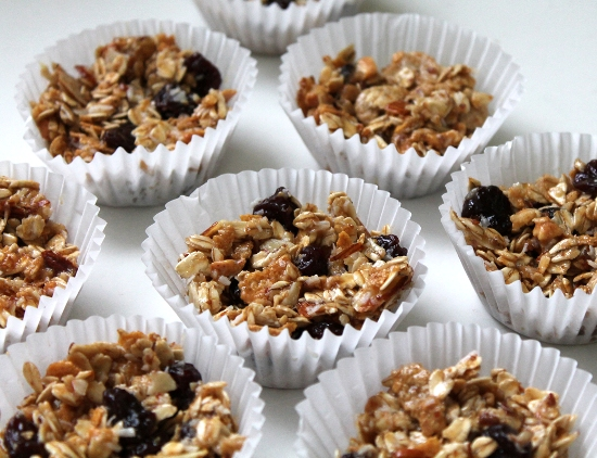 three quick fix and healthy nut snacks