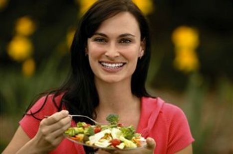 Gain Weight by Eating Calories