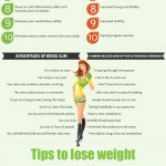Zero Calorie Foods That Help you to Lose Weight infographic