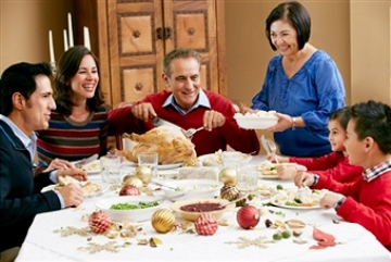 5 Ways to Eat Healthy During the Holiday Season