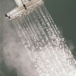 Taking a cold shower