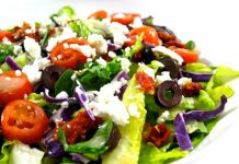 low calorie salad dressings