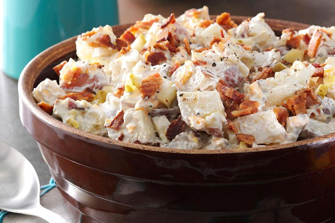 potato salad recipes to try at home