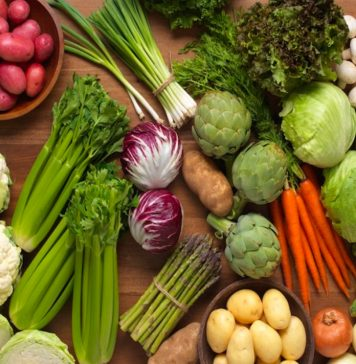 Top 5 Vegetables for Strong Mental Health